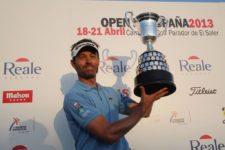Open España 2013, Raphael Jacquelin