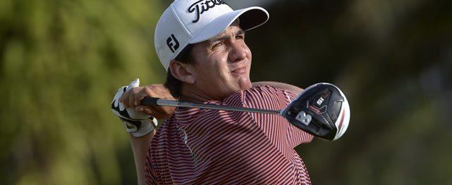 Velázquez asume el liderato absoluto del Honduras Open