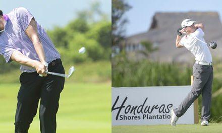Velázquez y David se adelantan en el Honduras Open