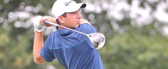 Alejandro Tosti tuvo una muy buena actuación en el Amateur Championship