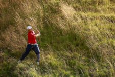 Patrick Reed entered Saturday with a share of the lead but shot 76 (cortesía USGA)