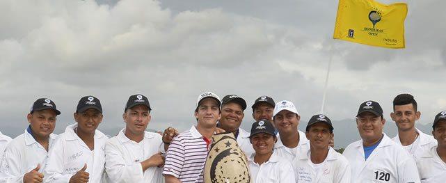 El venezolano Velázquez ganó sólidamente el Honduras Open