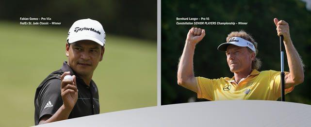 Fabián Gómez nuevo campeón latinoamericano en el PGA Tour