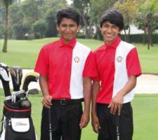 Cáceres y Nieto participaron en el Sudamericano Amateur