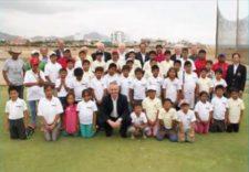 San Bartolo recibió visita de representantes de la R&A y la USGA