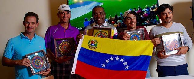 Gran Final Internacional del Campeonato Latinoamericano Copa Golf Channel 2015