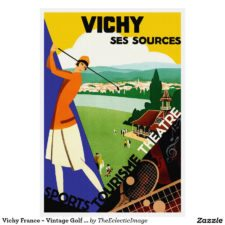 Francia Vichy (cortesía www.zazzle.com)