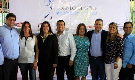 Realizan II Torneo de Golf Fundación Sanitas Venezuela en pro de la salud y el bienestar de comunidades de bajos recursos