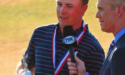 Spieth con putt de oro gana el US Open