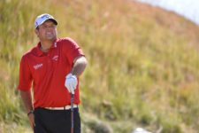 Patrick Reed's second-round 69 included an eagle (cortesía USGA)