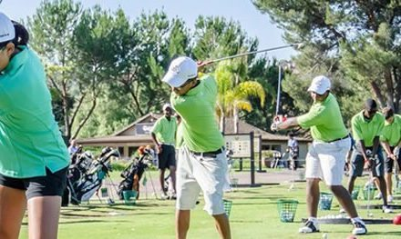 10 razones para jugar golf
