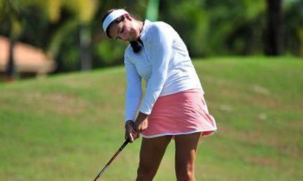 Aguilar y Lee siguen comandando las acciones del Golf Panamericano