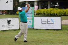 Carlos Castro lidera torneo 50º aniversario de la PGA de Venezuela