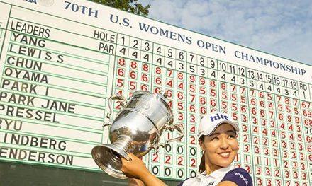 Chun se lleva la Gloria del 70º US Women's Open