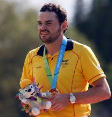 Marcelo Rozo medalla de oro (cortesía www.coc.org.co)