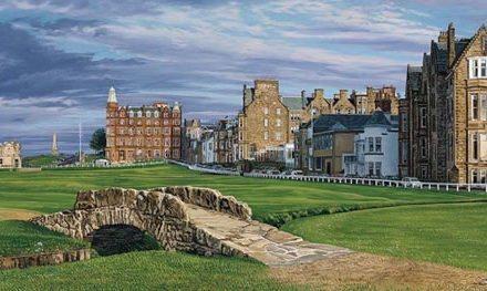 Los 22 hoyos de St Andrews