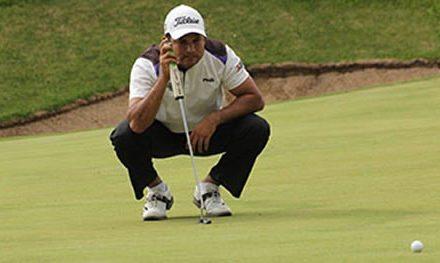 Ortega es el nuevo líder del torneo 50º Aniversario PGA de Venezuela