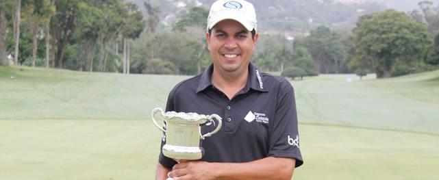 Otto Solís campeón del Torneo 50 Aniversario PGA de Venezuela2015