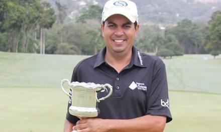 Otto Solís conquistó torneo 50 Años del PGA Venezuela