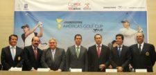 Conferencia de Prensa Bridgestone America's Golf Cup, presentado por Value México