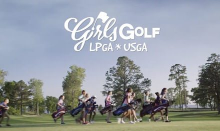 Video, comercial de LPGA-USGA Girls con Paula Creamer