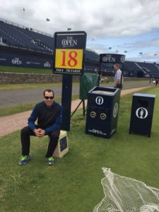 El Swing de St Andrews