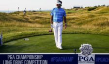 Bubba Watson of the United States waits on the second tee during a practice round prior to the 2015 PGA Championship at Whistling Straits on August 11, 2015 in Sheboygan, Wisconsin (Photo by Scott Halleran/Getty Images)