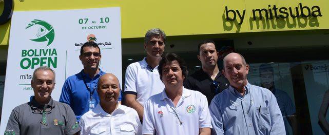 Se lanzó la segunda edición del Bolivia Open Mitsuba