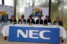 Se presentó el Roberto De Vicenzo Punta del Este Open Copa NEC
