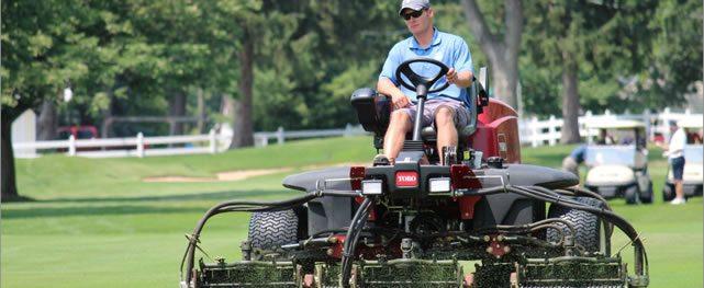 Superintendentes de campos de golf son mucho más que eso en estos días