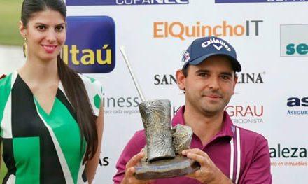 Zanotti dio una cátedra de golf en Asunción
