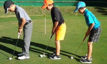 El semillero del golf venezolano presente en el Nacional Infantil