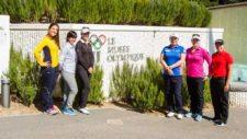 Sueño de golf Olímpico femenino para Río 2016 (cortesía plus.google.com)