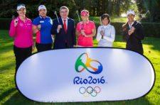 Sueño de golf Olímpico femenino para Río 2016 (cortesía ladieseuropeantour.com)