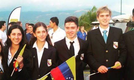 Venezolano Brauckmeyer pasó al segundo puesto en el Suramericano Prejuvenil de golf