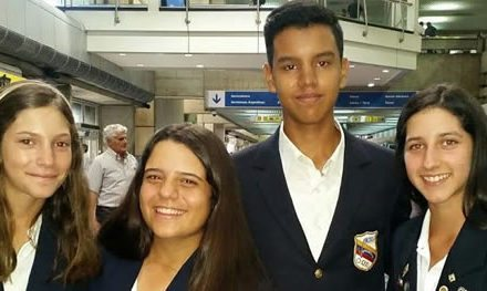 Venezuela desde hoy en Suramericano Prejuvenil de Golf