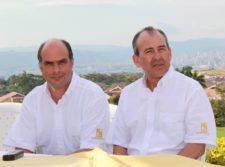 Argentina y Colombia: dos potencias del golf prejuvenil en Sudamérica (cortesía FEDEGOLF)