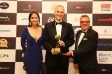 Mr Klaus Ziller, General Manager, Hilton Bogota (Cortesía www.worldtravelawards.com)