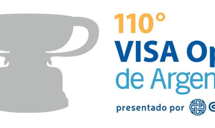 Conferencia de Prensa 110° VISA Open de Argentina presentado por OSDE