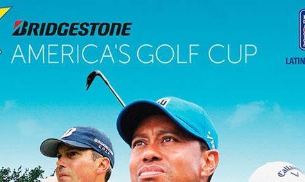Conferencia de Prensa con Tiger Woods en México – Lanzamiento Bridgestone America's Golf Cup presentado por Value