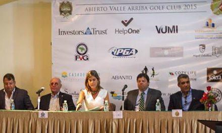 El Abierto Valle Arriba Golf Club – Copa Investors Trust reunirá a más de 200 jugadores