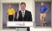 Tom Fanning Chairman y CEO de Southern Co (Cortesía PGA TOUR)