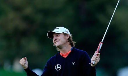 Grillo brillante en su  estreno en el PGA TOUR