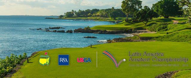 Los ojos del mundo estarán puestos en Centroamérica para la segunda edición del Latin America Amateur Championship