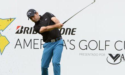 Paraguay comienza al frente de la Bridgestone America's Golf Cup