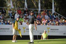 Matt Kuchar (USA) durante la tercera ronda de la Bridgestone America´s Golf Cup presentado por Value / Gentileza: Enrique Berardi/PGA TOUR
