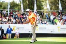 Fabrizio Zanotti (PAR) durante la tercera ronda de la Bridgestone America´s Golf Cup presentado por Value / Gentileza: Enrique Berardi/PGA TOUR