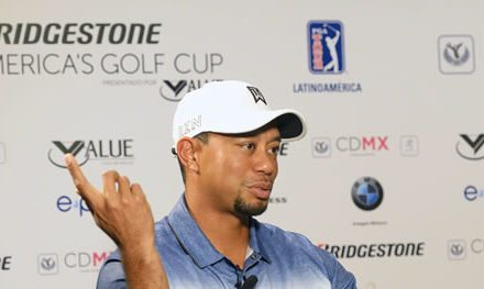 Se lanzó con Tiger Woods la Bridgestone America's Golf Cup presentado por Value