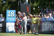 Rafael Echenique (ARG) sigue siendo el mejor argentino en el 110° VISA Open de Argentina presentado por OSDE / Gentileza: Enrique Berardi/PGA TOUR