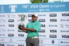 Juan Álvarez (URU), el aficionado campeón de la Copa Emilio Pereira Iraola / Gentileza: Enrique Berardi/PGA TOUR